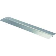 Uponor пластина для распределения тепла алюминий, 20мм, 1150x280x0,55 мм, артикул 1009132