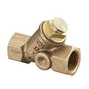 Обратный клапан Oventrop с косой врезкой PN16 Ду 10, бронза, Арт. 1072003