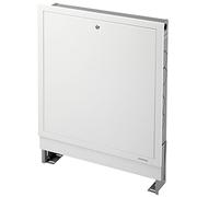 Монтажный шкаф коллекторный встраиваемый Oventrop № 1 Ш 560 x В 760-885 x Г 115-180 мм, артикул 1401151