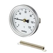 Накладной термометр Oventrop для гребенок, артикул 1404095