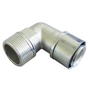 "Прессовый угольник-переход Oventrop 40х3,5 мм х R 1 1/4"" НР, Арт. 1512349"