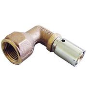 "Прессовый угольник-переход Oventrop 16х2,0 мм х R 1/2"" ВР, Арт. 1512443"