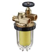 Фильтры жидкого топлива Oventrop Oilpur (войлочный) Ду 10, G ⅜ (ВР x НР), для двухтрубных систем, арт. 2120503