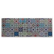 """Дизайн-конвектор Varmann GlassKon 80.180.1020, горизонтальный, настенный монтаж, подключение """"сбоку"""""""