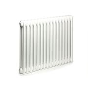Стальные трубчатые радиаторы ARBONIA, модель 3050, 68 Вт, глубина 105 мм, белый цвет, 1 секция (межосевое расстояние 430 мм)