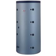 Бак-аккумулятор Wolf SPU-2-W 1000 с нагревательным змеевиком (серебристый металлик), 2483051