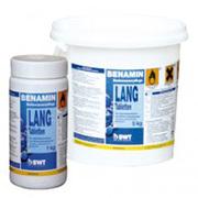 Медленнорастворимые таблетки на основе хлора BWT BENAMIN Lang, 1 кг., арт. 14151