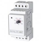 Терморегулятор DEVI Д-330, +60°C-+160°C,с датч. на проводе 140F1073