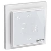 Терморегулятор DEVI DEVIreg™ Smart интеллектуальный с Wi-Fi, полярно-белый, 16А 140F1140