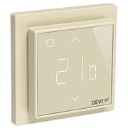 Терморегулятор DEVI DEVIreg™ Smart интеллектуальный с Wi-Fi, бежевый, 16А 140F1142