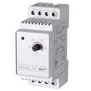 Терморегулятор DEVI Д-330, +5°C-+45°C с датч. на проводе. Установка на шину DIN. 140F1072