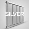 Алюминиевые радиаторы Silver