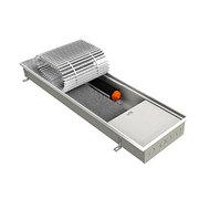 Внутрипольный конвектор EVA KB80-2500 с вентилятором, теплоотдача 3717 - 5201 Вт