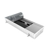 Внутрипольный конвектор с вентилятором EVA KBX.125.303.2000, 6285Вт