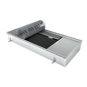 Внутрипольный конвектор с вентилятором EVA KBX.125.403.2500, 10170Вт