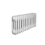 Стальные трубчатые радиаторы ARBONIA, модель 3037, 768 Вт, глубина 105 мм, белый цвет, 16 секций (межосевое расстояние 300 мм)