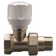 STOUT Клапан ручной терморегулирующий, прямой 1/2, SVRS 1172 000015