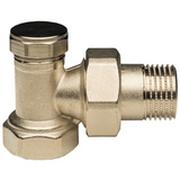 STOUT Клапан нижний, угловой 1/2, SVL-0002-000015