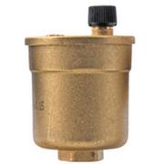 STOUT 1/2 Автоматический воздухоотводчик прямое подключение (латунь), SVS-0011-000015