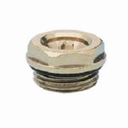 """Воздуховыпускной клапан Carlo Poletti 1/2"""", Brush Bronze, арт. V05703M"""