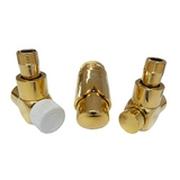 Комплект термостатический SCHLOSSER Exclusive 6017, осевой левый золото, для медной трубы GZ 1/2 х 15х1, арт. 601700130