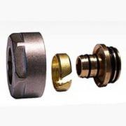 Резьбовое соединение SCHLOSSER для пластиковых труб GW 3/4-16x2, арт. 602600001