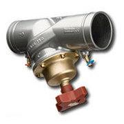Tour & Andersson Балансировочный вентиль с предварительной настройкой запорный STAG PN25 DN 125, 52183140
