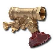 Tour & Andersson Балансировочный клапан STA, с дренажем, DN50, внутренняя резьба, PN20, AMETAL, 52150250