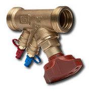 Tour & Andersson Балансировочный клапан STAD-C, без дренажа, DN25, наружная резьба, PN20, AMETAL, 52156025