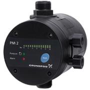 """Реле давления c защитой от """"сухого хода"""" и индикацией текущего давления Grundfos PM2, Арт. 96848740"""