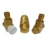 Запорная трубопроводная арматура SCHLOSSER для подключения полотенцесушителей
