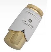 Головка термостатическая SCHLOSSER BRILLANT Б-золото M30X1,5 SH, арт. 600200008