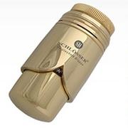 Головка термостатическая SCHLOSSER BRILLANT Золото M30x1,5 SH, арт. 600200007