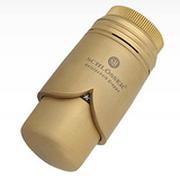 Головка термостатическая SCHLOSSER BRILLANT Золото МатT M30x1,5 SH, арт. 600200006