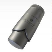 Головка термостатическая SCHLOSSER BRILLANT Сатин DZ, арт. 600500009