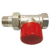 Клапан SCHLOSSER термостатический проходной DN15 1/2xGW 1/2, арт. 601200014