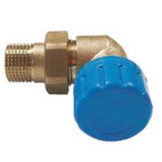 Клапан SCHLOSSER термостатический трехосевой правый DN15 GZ 1/2 x M22 x 1,5GZ, арт. 601200011
