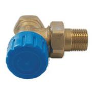 Клапан SCHLOSSER термостатический угловой DN15 1/2 x GW 1/2, арт. 601200005
