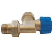 Клапан SCHLOSSER термостатический угловой специальный DN15 1/2xGW1/2, арт. 601200003