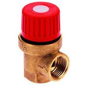 Предохранительный клапан ICMA мембранный, диаметр 1/2, (давление 4 Бар), 241/91241ADAH