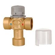 Термостатический смеситель ICMA (1) нижний выход 149/90149AE05