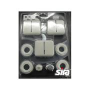 """Монтажный комплект для Sira KIT RS 3/4"""" универсальный, белый"""