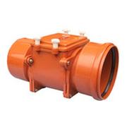 Механический канализационный затвор HL для колодцев из профилированной нержавеющей стали с монтажным люком, HL720