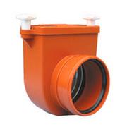Механический канализационный затвор HL для колодцев, HL712.0
