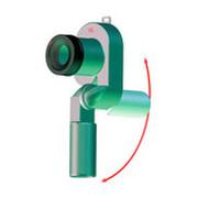 """Сифон HL для писсуаров """"JOLY"""" с горизонтальным отводом, с присасывающимся резиновым уплотнением, HL432"""