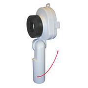 Сифон HL для писсуаров с горизонтальным отводом, HL430