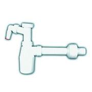 Сифон HL для умывальника с возможностью подключения стиральной или посудомоечной машины, HL132.1