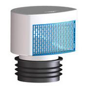Вентиляционный клапан с двойной теплоизолированной стенкой, HL901