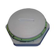 Заглушка HL для монтажного элемента c резьбой М40, HL801B/M63