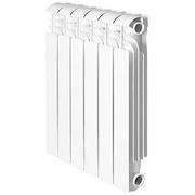 Алюминиевый секционный радиатор GLOBAL ISEO-350 / 1 секция